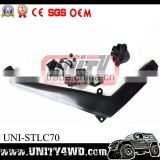 4X4 truck accessories spare parts/ auto parts fj cruiser snorkel 4x4 snorkel for land cruiser