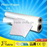 Good Price Matte Ink Paper, A4 Size 100 Sheets, Single Side 110GSM Photo Quality Inkjet Paper