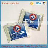 OEM First Aid medical wet wipes