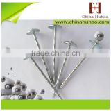 G Standard and Steel Material copper coil roofing nails