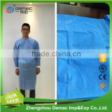 Nonwoven medical sterile disposable surgical gown surgical sterile disposable medical gowns