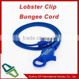 Promotional Lobster Claw Casino Cord Bungee Cord Bungee Coil