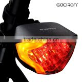 Gaciron Bike accessories Remote Control Bike Bicycle turning Indicator Lamp LED Rear light Horn Bell