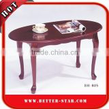 Oval Coffee Table, Cherry Coffee Table, Germany Coffee Table