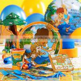 Themed Boys Birthday Party Supplies & Decorations Go Diego Go Birthday Party Supplies Favors Plates Napkins Cups Set