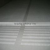 perforated mineral wool ceiling board perfessional