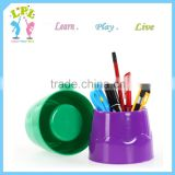 PP plastic paint palette cup stable eco-friendly kids watercolor art craft