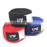 Colorful cotton boxing bandage/colored crepe bandages for thumb