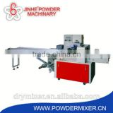 Horizontal jelly confection packing machinery
