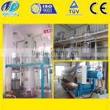 5-600t/d used oil refinery equipment for recycling waste cooking oil fried cooking oil