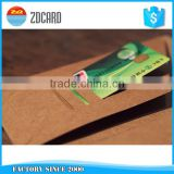 Shenzhen Customized Design handmade paper envelop