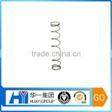 oem ISO9001 stainless steel light duty coil compression springs for toys supplier