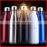 Stainless Steel Water Bottle Vacuum Flask Double Wall Stainless Steel Insulated Water Bottle Thermos