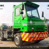 Howo container wharf tractor trailer