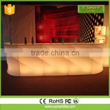 illuminated led bar counter outdoor bar counter Illuminated Led Bar CounterLumilux Acrylic Led Furniture