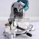 255mm 10in 1650w Power Bench Top Wood/Aluminum Cutting Cut Off Machine Compound Miter Saw Portable Electric Wood Saw