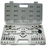 27pcs metric tap die set