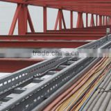 why customer choose underground cable trays power cable tray punching