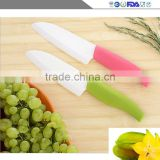 Manufacturer of promotional zirconia 5.5 inch ceramic kitchen knife