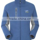 Factory OEM Men's Polar fleece jacket winter Warm jacket 100%polyester 350g Men coat