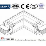 KEMA&ASTA certified low impedance busway