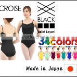 Long-lasting and Cute ballet dresses for adults leotard with Japanese Material made in Japan