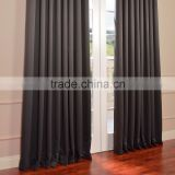 OEM Directly Using Suction Cups Blackout Curtain For Meeting Room