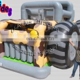 inflatable monster truck bouncer