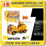 2017 new arrival funny kid play car model rc truck trailer for sale