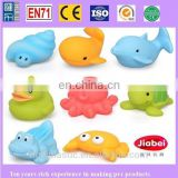 rubber bath toys, bath toys swimming toys, 3d vinyl squirt toys for kids cheap