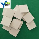 Abrasive resistant alumina ceramic square tile as industrial lining