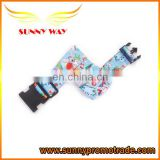 heat transfer printing safety adjustable luggage belt