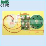 OEM/ODM mini sound module ic chip for music box and toys