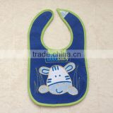 100% cotton baby catasy bib dental bib