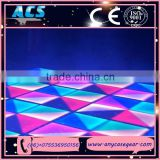 ACS 2015 led colorful dance floor, star light led dance floor, satge light led dance floor for sale