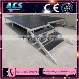 2015 ACS pole dance stage, portable stage, used stage for sale