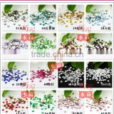 Rhinestone decoration flat back resin drill