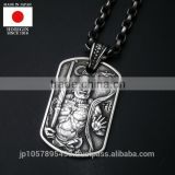 Original and Premium japanese vintage necklace Silver and Gold pendant for Fashionable , Other pendants also available