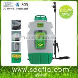 Water Mist Sprayer SEAFLO 12v 20Liter Rechargeable Electric Backpack Sprayer                                                                         Quality Choice