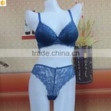 2016 Alibaba Italian supply style and navy push up padded