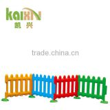 Bright Color Baby Fences Plastic Fence for Kids