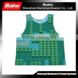 2015 newest design sublimation printing custom crop top cheer uniform
