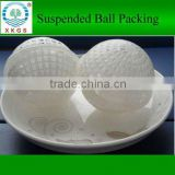 Suspended Ball Packing in water treatment
