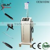 NEW!!! 4 in 1 acne/pores/wrinkles removal vacuum dermabrasion and oxygen air jet peel skin care beauty salon equipments
