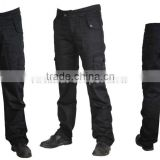 GOTHIC PUNK MENS BLACK COTTON PANT BONDAGE