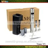 New arrival vamo v5 starter kit vamo v7/v5 ecig wholesale price