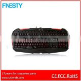 USB LED illuminated LED Gaming backlight keyboard ,backlit keyboar                                                                         Quality Choice                                                     Most Popular