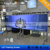 Edgelight CE/ROHS listed AF45 customized super bright led light module , aluminum light frame for advertising display box board