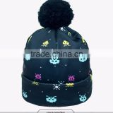 10pcs selling New arrival factory wholesale hot sale cheap custom summer beanie for ladies high fashion