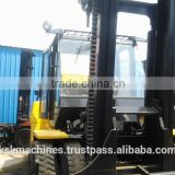 Used condition diesel engine TCM 15t forklift second hand TCM automatic transmission 15t forklift lifter for sale in shanghai